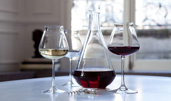 Unique-Wine Decanters