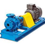 Unique characteristics of the Centrifugal Pump