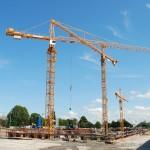 The Unique Way Tower Cranes Are Built