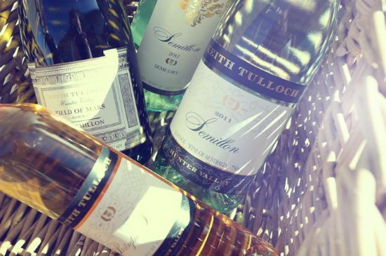 Semillon Wine