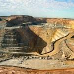The Unique Mine Pits