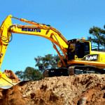 The Unique Abilities Of Komatsu Hybrid Excavator HB335LC-1