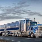 Unique Benefits of B-double transport services