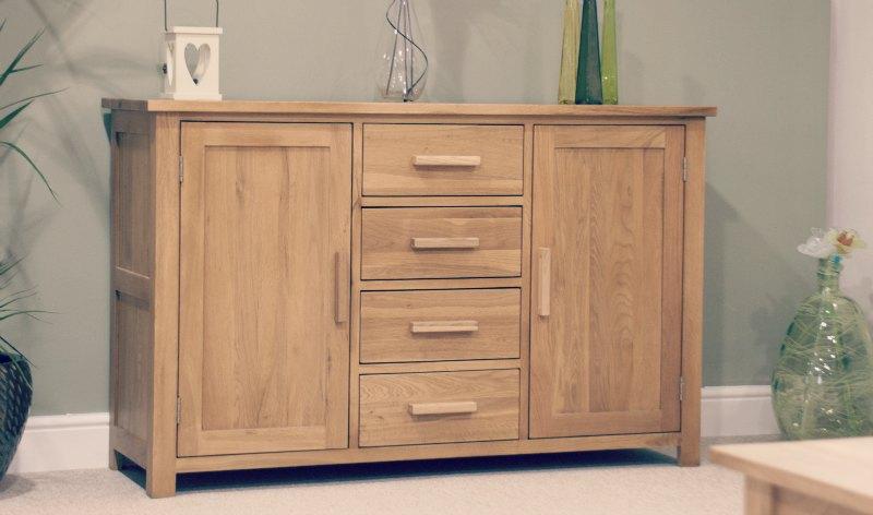 Oak-Sideboard