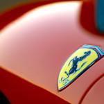 Ferrari car logo