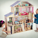 Educational Play Benefits of a Doll House