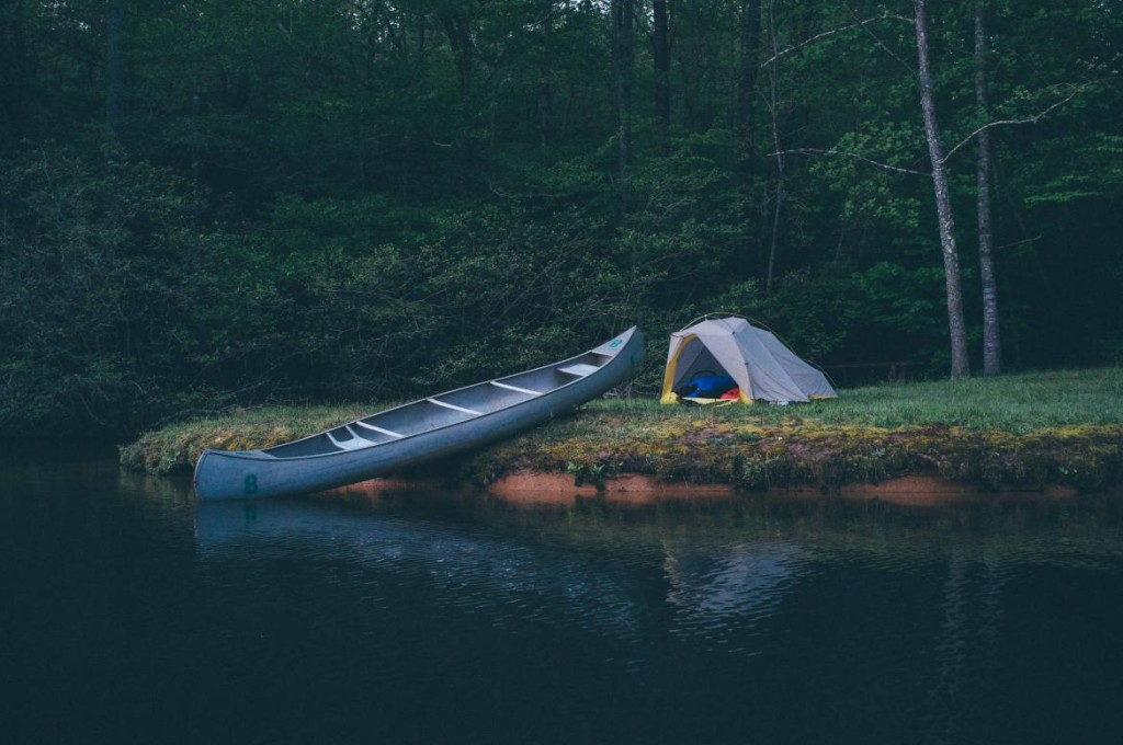 camping-in-the-woods