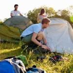Forget Unique, Go Comfy: Festival Camping Essentials