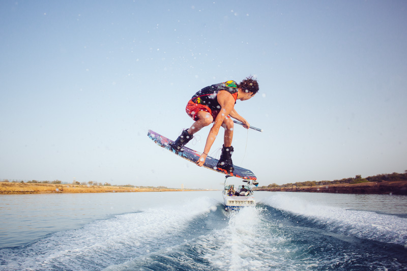 wakeboarding-style