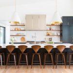 Unique Open Kitchen Concept: The Benefits of Multi-Purpose Breakfast Bar