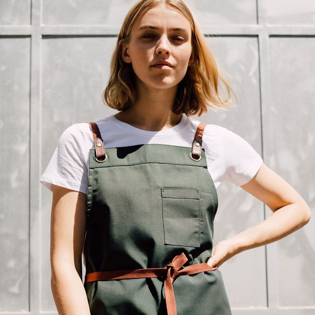 stylish apron