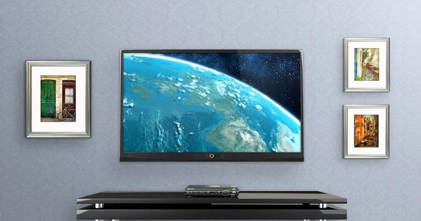 12V LED TV