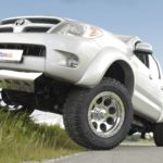 The Benefits of a HiLux Body Lift