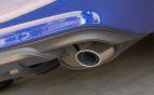 Nissan Navara D22 exhaust system