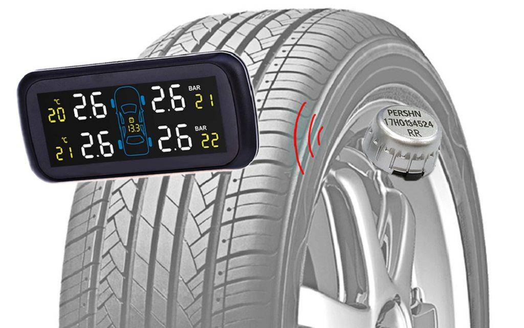 wheel pressure sensors