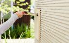 Fence Mailbox