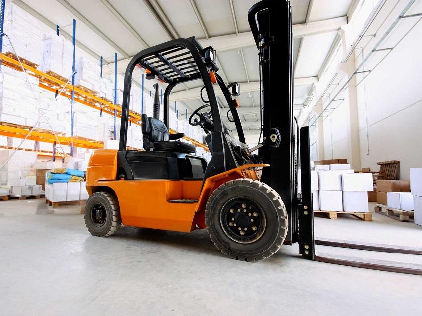 using Forklift