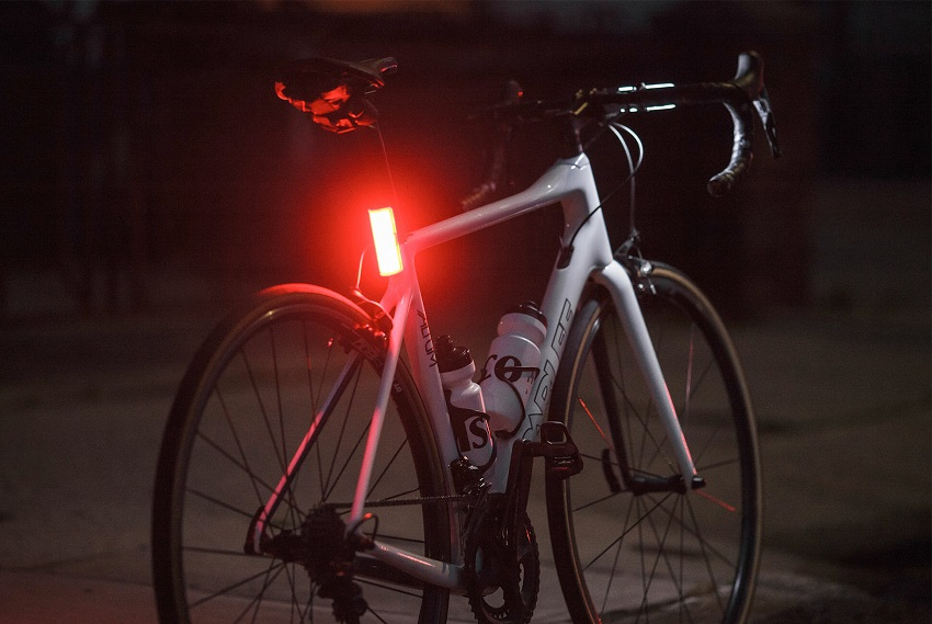 back bicycle light