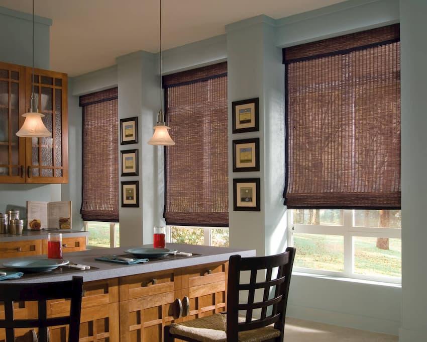 kitchen-wooven-wood-shades
