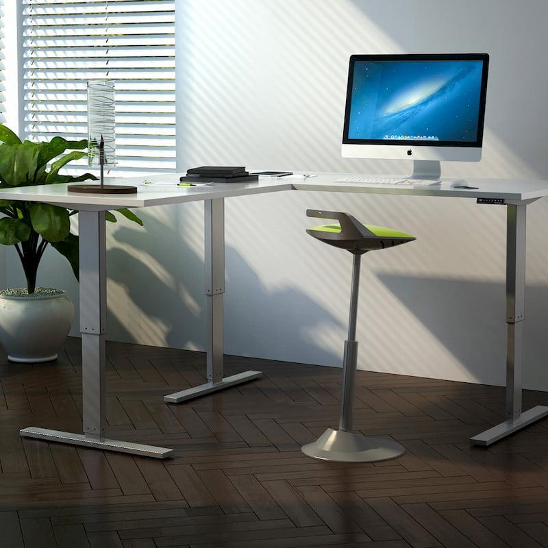 standing desk for office work