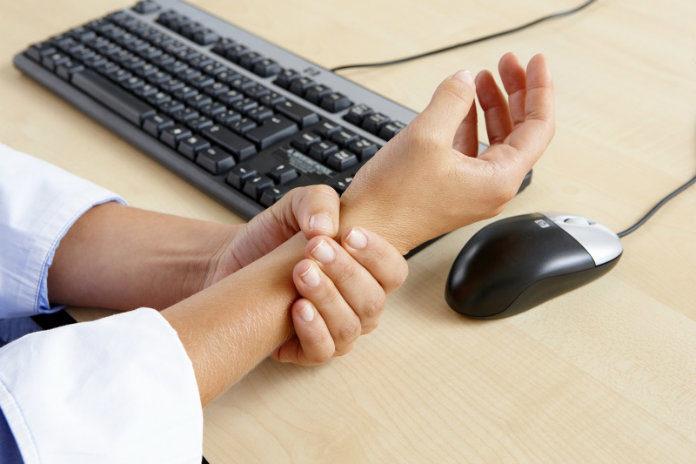 Office-Ergonomics-Wrist-Rests ergonomic keyboard wrist support