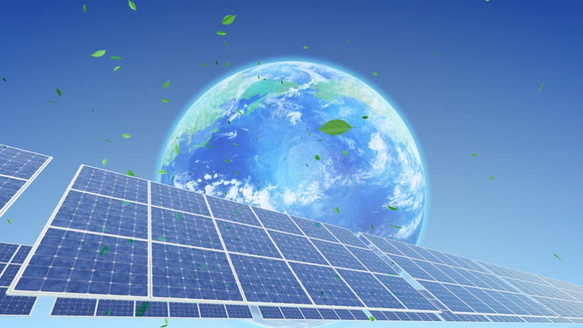 Saving the Planet One Solar Panel