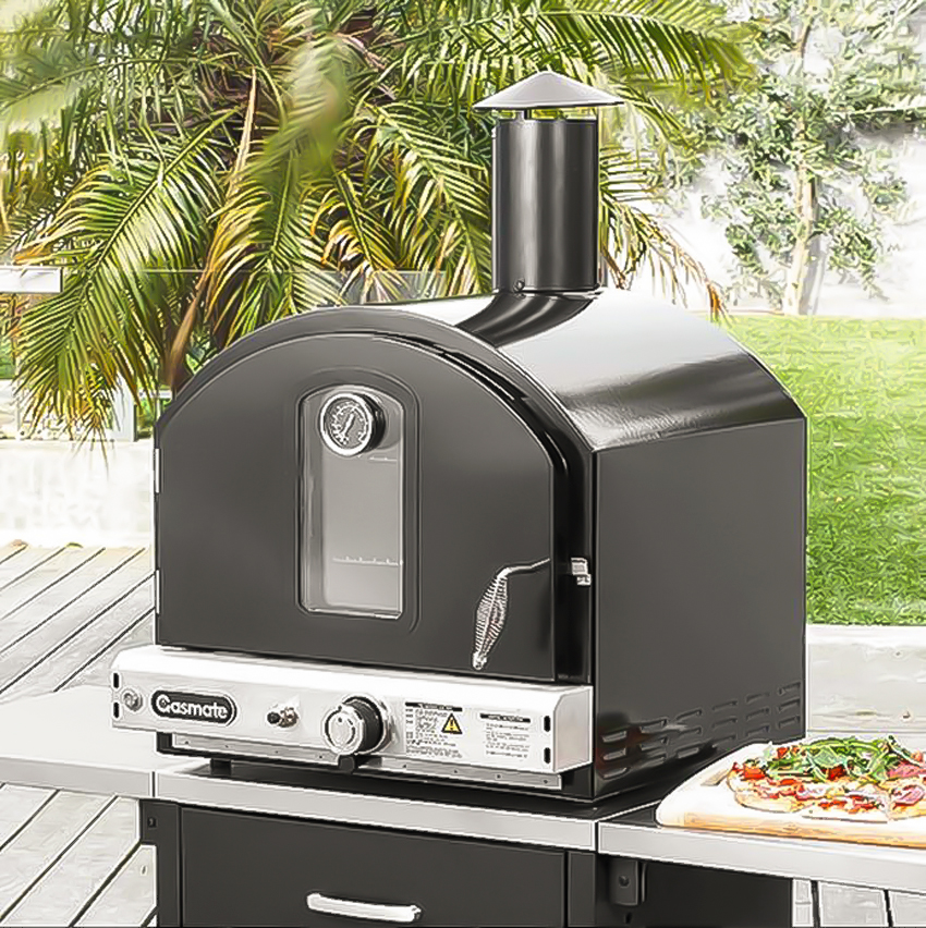 gas fired pizza oven lpg gas