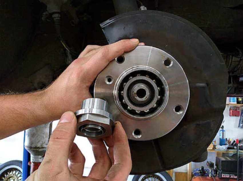 rear bearing assembly