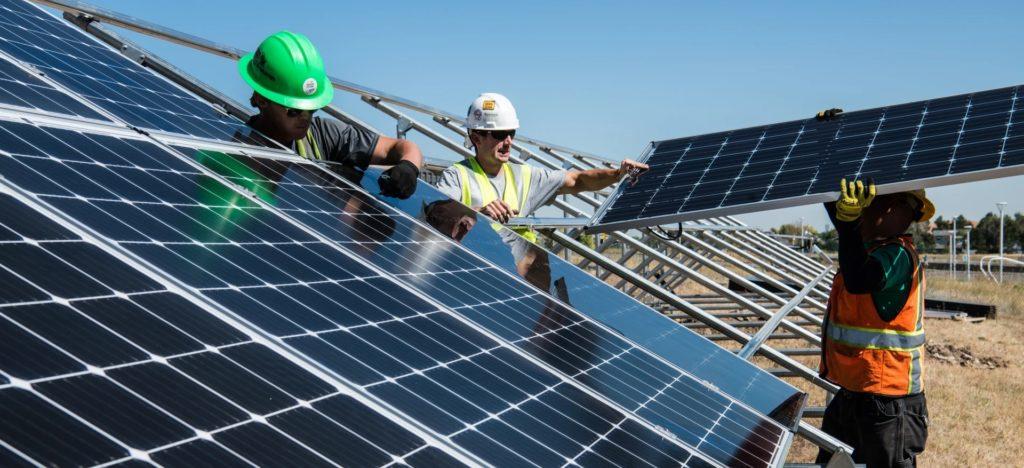 renewable solar panel