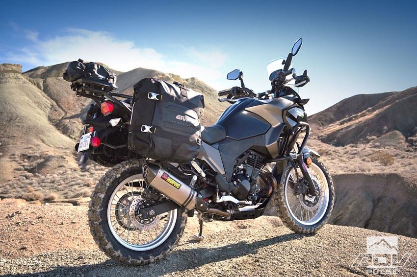 luggage motorcycle