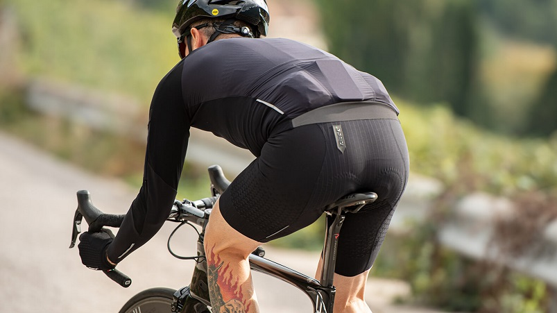 cycling padded shorts