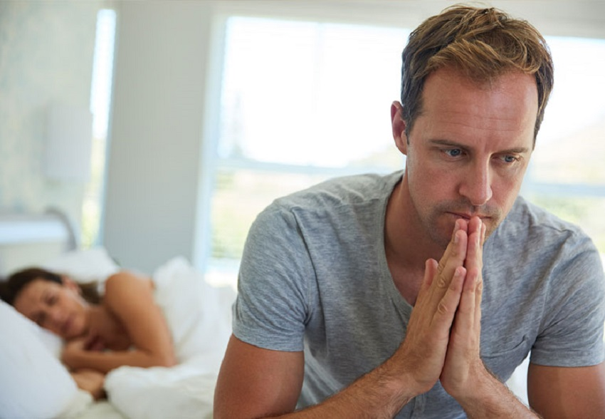 aging men that experience sexual dysfunction