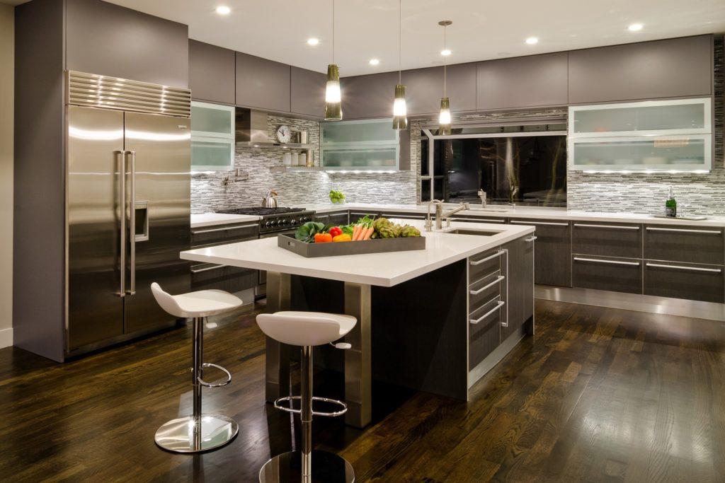 modern kitchen-kitchen knobs