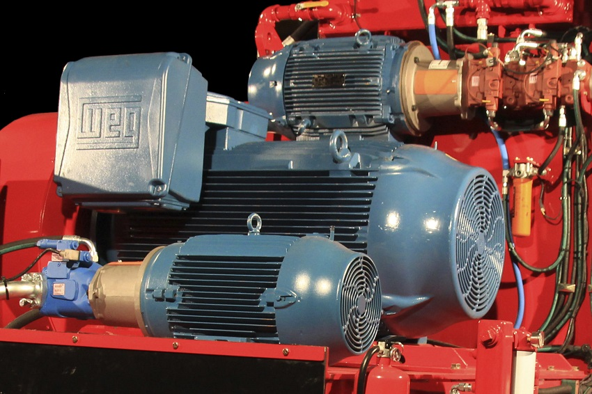 soft starter motor